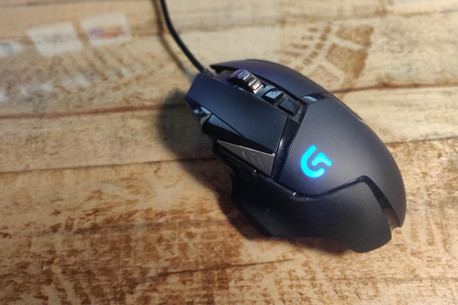 Mouse – Logitech G502